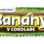 Baton Banan w czekoladzie