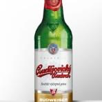 Piwo Budweiser světlý výčepní