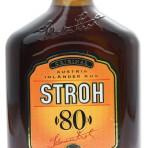 Rum Stroh 80%