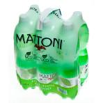 Mattoni 6x1l  gazowana Pet