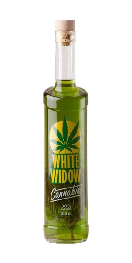 White Widow Vodka