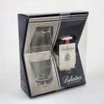 Ballantines Finest 0,7l + 2 szklanki