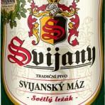 Piwo Svijanský Máz puszka