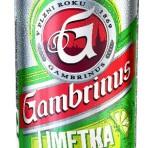Piwo Gambrinus Limetka & Bezinka (Lim. & Czarny bez)