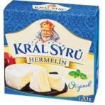 Král sýrů Hermelín 120g