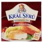 Král sýrů smażony Hermelín 4 x 200g