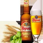 Piwo Topvar Světlý ležák 12°