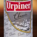 Piwo Urpiner Výčepní světlé puszka