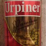 Piwo Urpiner Světlý ležák puszka