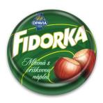 Fidorka wafelek z orzechowym wypełnieniem – mleczna cz.