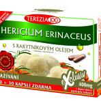 Hericium erinaceus z olejkiem z rokitnika
