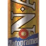 Piwo Zlatopramen NA puszka