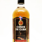 Conde de Cuba 7y
