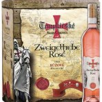 Templářské sklepy Čejkovice Zweigeltrebe rosé 1x5L
