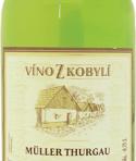MULLER-THURGAU Patria Kobylí