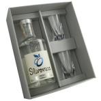 Dárkové balení Hruškovice Žufánek 0.5l se skleničkami