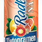 Piwo Zlatopramen bezalkoholowe NA grapefruit puszka