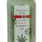 Cannabis sól relaksująca do kąpieli Bohemia