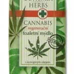 Cannabis mydełko Bohemia