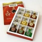 Alkoholowe Gwiazdki – miniaturki