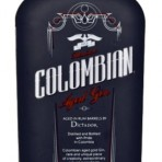 COLOMBIAN Aged Gin black