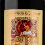 Frankovka 2017  Grands Vins d'Alfons Mucha 0,75l