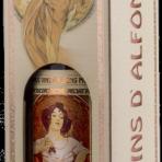 Frankovka rosé 2017  Grands Vins d'Alfons Mucha – Opak.Podarunkowe 0,75l