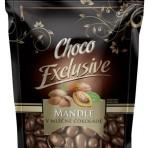 Migdały w mlecznej czekoladzie 700g
