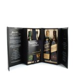 Johnnie Walker pack 4×0.2L