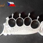 Kastet kolekcjonerski – Srebrny smok
