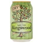 Cydr Kingswood DRY puszka