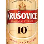 Piwo Krušovice 10° puszka