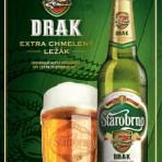Piwo Starobrno DRAK