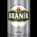 Piwo Braník Jedenáctka puszka