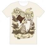 Absinth koszulka – Kościotrup