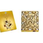 ORION – Ozdoby czekoladowe na choinkę ZŁOTE – gorzka cz. 500g