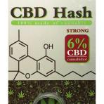 Haszysz EUPHORIA CBD 6% THC 0,2% Pyłek 1g