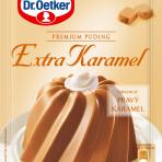 Budyń Premium puding extra karmel Dr.Oetker