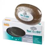 Mydło z olejem z drzewa herbacianego 100g-problemy z trądzikiem i nadmierną potliwością