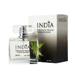 INDIA PERFUM DAMSKI Z NUTĄ KONOPI, CANNABIS 45ML