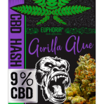 Hash CBD 9% Gorilla Glue