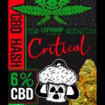Hash CBD 6% Critical