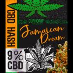 Hash CBD 9% Jamaican Dream
