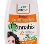 Szampon przeciwłupieżowy Cannabis dla Kobiet 260ml Bione