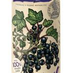 Syrop z czarnej porzeczki, 500 ml