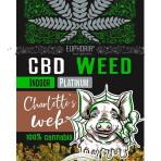 Kwiaty CBD Weed Platinium Charlotte's Web