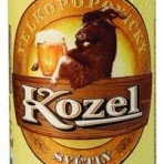 Piwo Velkopopovický Kozel 10° puszka