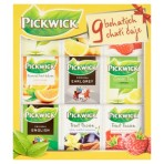Pickwick Herbata Zestaw 9 Smaków Żółty