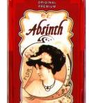 Absynt Fruko-Schulz Red