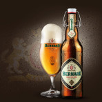 Piwo Bernard Sváteční